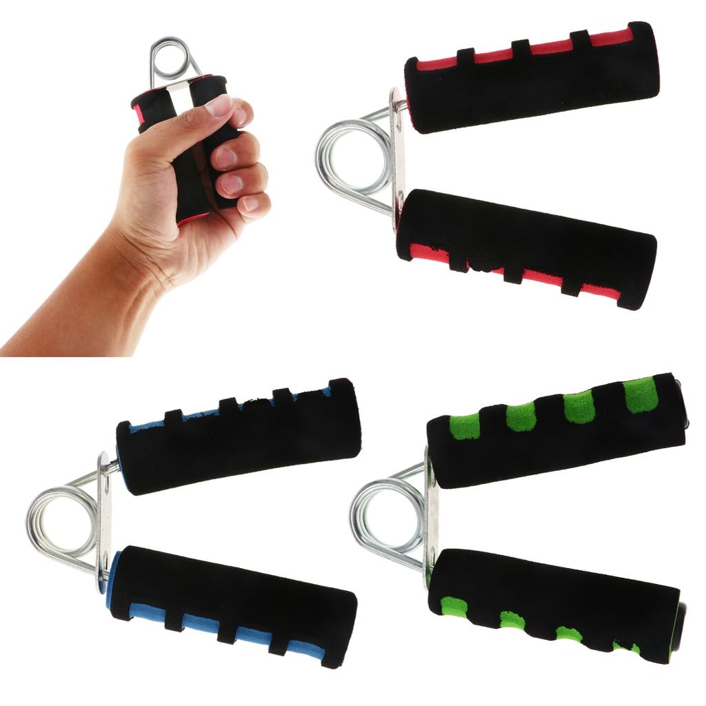 Ручной захват тренажер палец для кисти предплечья силовой тренажер с пенопластом для женщин и мужчин