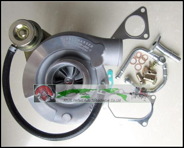Turbo pour SUBARU IMPREZA WRX STI EJ20 EJ25 2.0L MAX 450HP TD05-20G TD05 20G turbochargeur + joints gratuits, raccord de tuyau