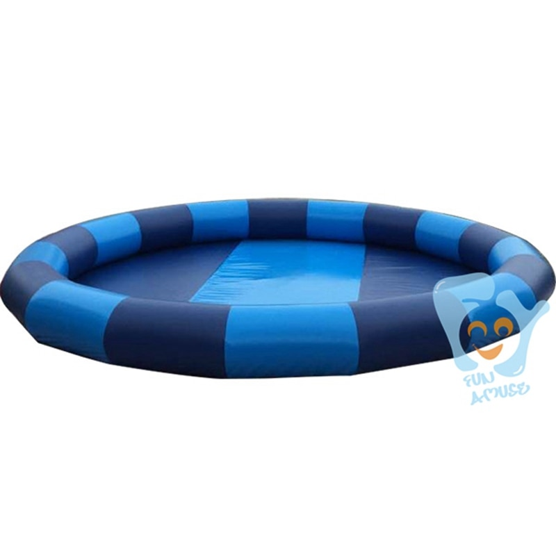 Dia 8m Large Inflatable Round Pool for Water Walking Ball Paddle Boat Customize