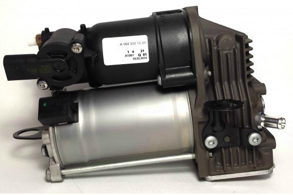 Compresseur à Suspension dair avant mercedes-benz W164 X164 ML   Livraison gratuite, pompe à Air de classe GL 1643201204 1643201204