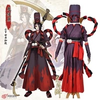 hot games onmyoji ssr cosplay gui shihei cos halloween party cos male christmas party club high quality kimono costume