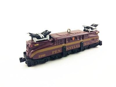 Modelo móvil de aleación de tren de vapor