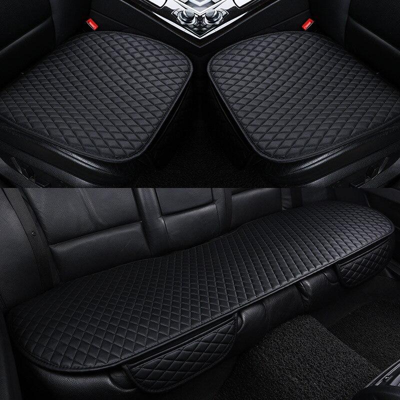 Funda de cuero para asiento de coche Fundas protectoras para Daewoo gentra lacetti lanos dodge calibre cargador durango nitro ram 1500