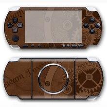 Calcomanía de piel personalizada simple para Sony PSP 3000, calcomanías de piel delantera y trasera # TN-PP3000-108, Envío Gratis