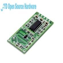 5 pièces électronique intelligente RCWL-0516 module de capteur radar à micro-ondes module de commutateur dinduction de corps humain capteur Intelligent