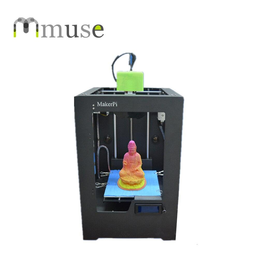 MakerPI M2030X FDM-طابعة ثلاثية الأبعاد ، متعددة الألوان ، لسطح المكتب ، FDM ، بحجم مدمج 200 × 200 × 300 مللي متر