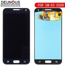 TFT For Samsung Galaxy E5 LCD Touch screen Digitizer Sensor Glass Assembly E500 Display E5000 LCD E500F Display E500H E500M