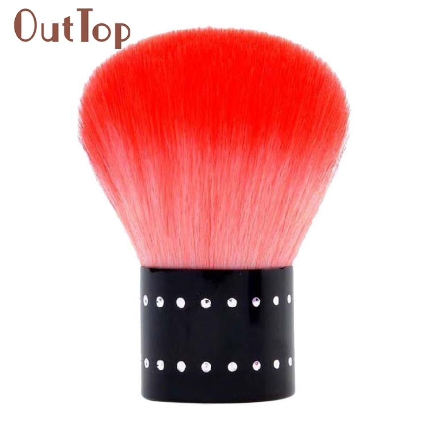 Powder Foundation Makeup Brush Mushroom Blush Brush Cosmetic Makeup Tool powder brush makeup brushes кисти для макияжа 0323D