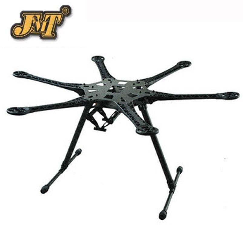 JMT Drone Upgrade-Kit HMF S550 9045 3-Prop 6 achse Multi QuadCopter UFO RTF/ARF mit 2 -achse Gimbal Keine Batterie/Ladegerät
