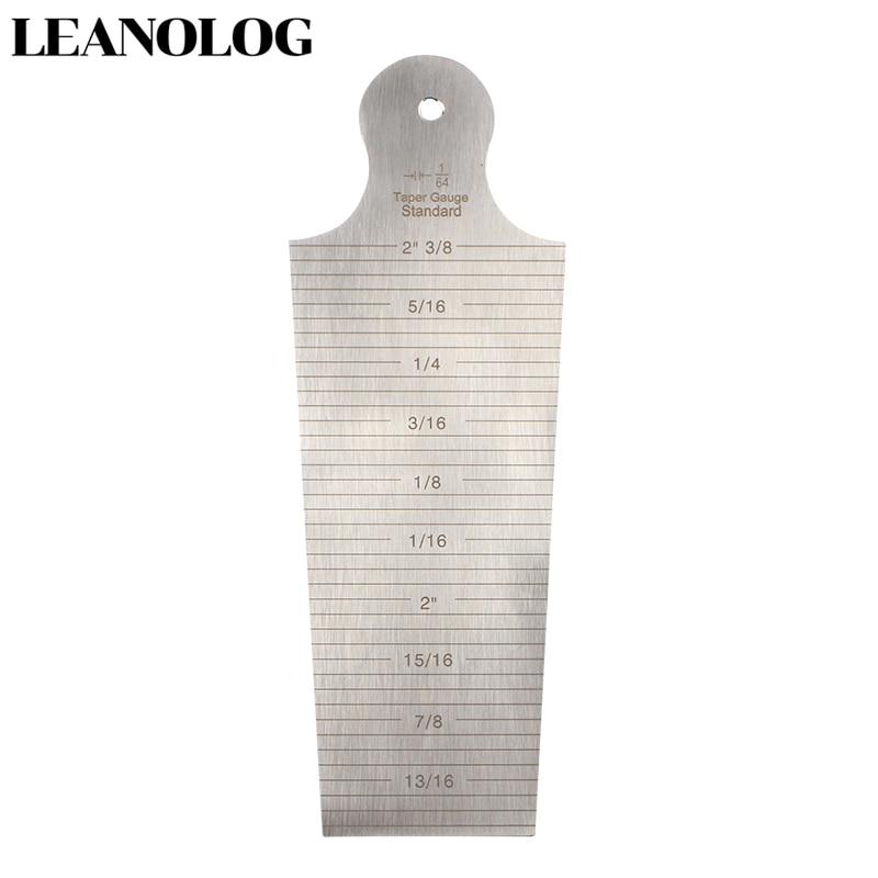 Professional 45-60MM Welding Taper Gauge Stainless Steel Ruler Weld Inspection Taper Gauge Metric Imperial Measure Weld Tools недорого