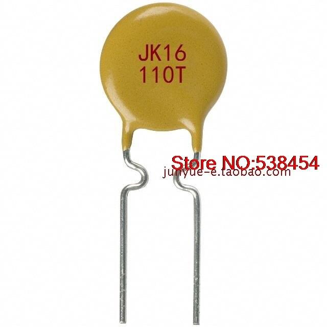 Self - recovery fuse JK16-110 16V 1.1A 1100MA PPTC original authentic