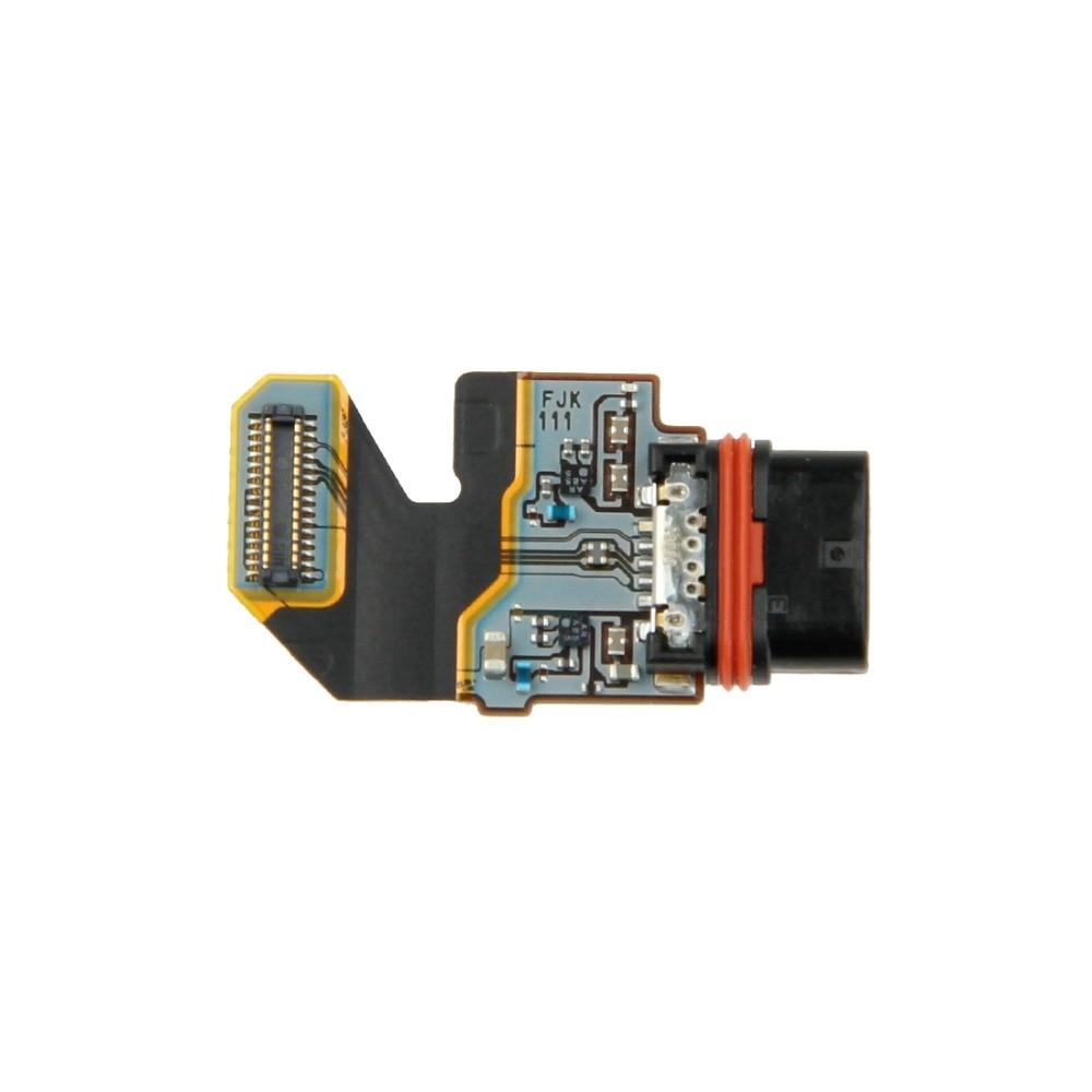 IPartsBuy puerto de carga Flex Cable reemplazo para Sony Xperia Z5 Premium/Plus,...