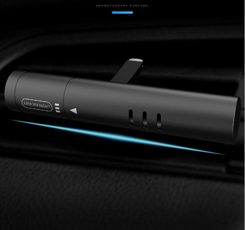 Nuevo y elegante perfume de salida de aire para el emblema del coche de la ATS-L del cadmio CT6 XT5 XTS SRX CTS STS ATS ESCALADE CTS