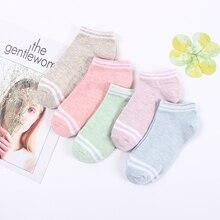 5 paires couleurs bonbon coton femmes chaussettes flocon de neige Softable femme Popsocket Harajuku Sokken Vrouwen Calcetines Algodon Mujer Calzi