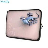 lizard print mini laptop protector tablet case 7 waterproof soft notebook bag 7 9 tablet cover liner sleeve tb 5059