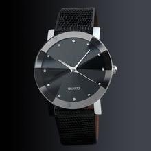 2020 New Luxury Brand Leather Quartz Watch Women Men Fashion Casual Bracelet Wrist Watch Wristwatche
