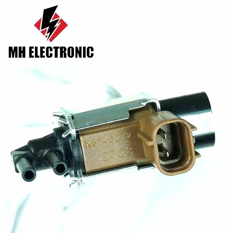 Válvula Solenoide de emisión electrónica MH para Mitsubishi Montero Pajero Shogun L200 4D56 K5T48272 MR204853 2728 con garantía