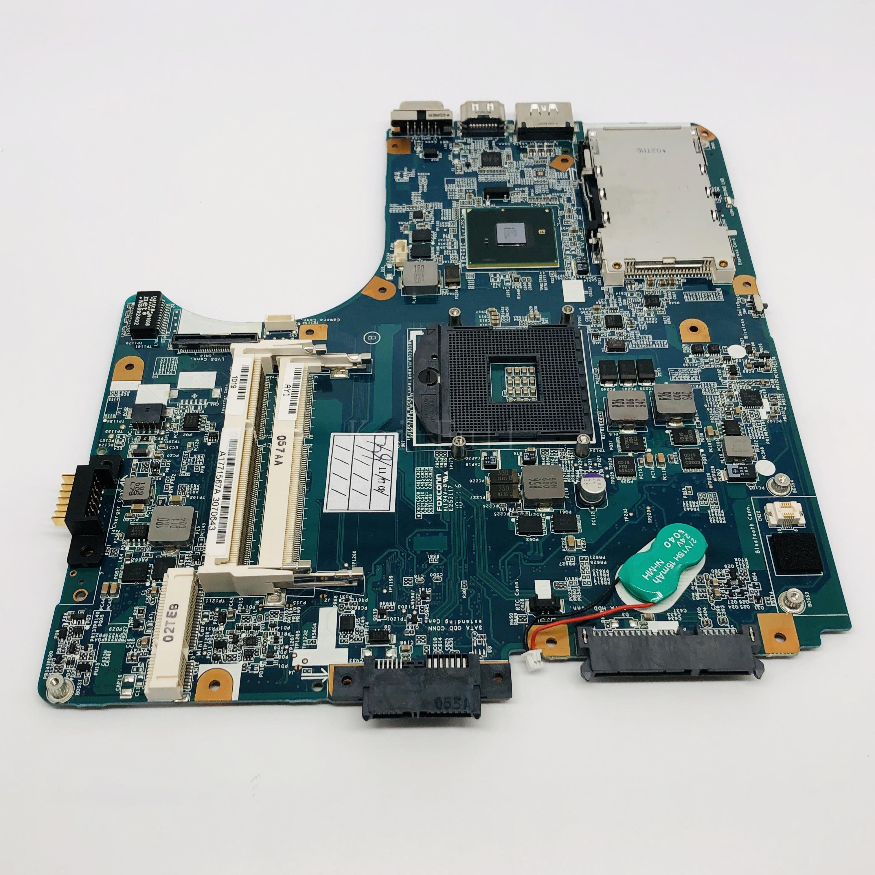 Placa base para portátil Sony VPCEA PC placa base A1771567A MBX-223 M960 tesed DDR3