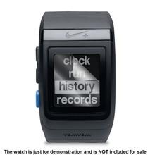 3x clair LCD protecteur décran garde couverture bouclier Film peau pour TomTom Nike + Sports montre intelligente accessoires