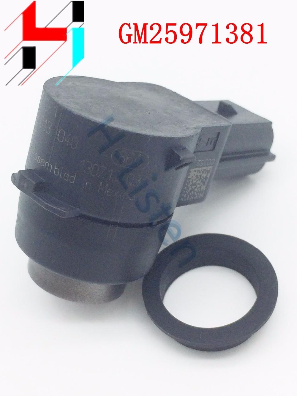 Sensor ultrasónico PDC de estacionamiento 25971381 Original asistencia inversa forOE #0263013040