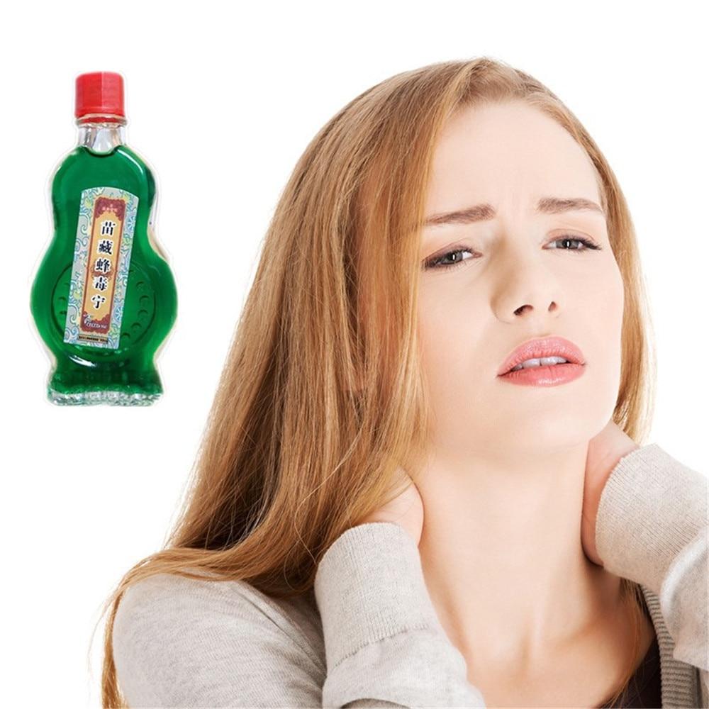 1 piezas de alivio del dolor de aceite esencial ortopédicos yesos analgésico parches masaje del cuerpo del reumatismo tratamiento JY-17