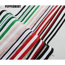 Bande en tissu à rayures pour vêtements   Bande de dentelle, garniture latérale, ruban en dentelle tressé, accessoire de couture, bricolage 2yard 2.5cm