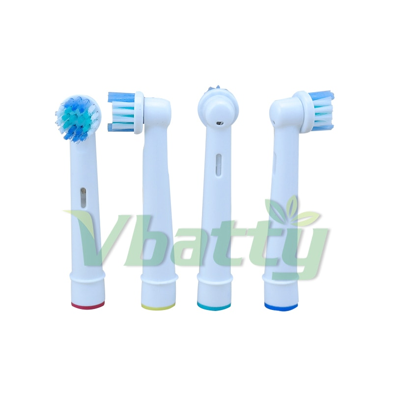 Насадки для электрической зубной щетки, замена для электрической зубной щетки Braun oral B D12 D16 D29 D20, D32 OC20 D10513 3744 3709 3757No