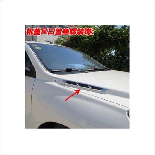 Pegatinas decorativas de estilo de coche para Chevrolet Cruze Captiva Matiz TRAX Aveo Sonic Lova Sail