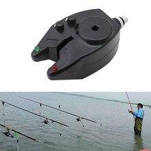 1Pc nouveau électronique haute sensible lumière LED poisson morsure son pêche alarme indicateur cloche pêche attirail accessoires