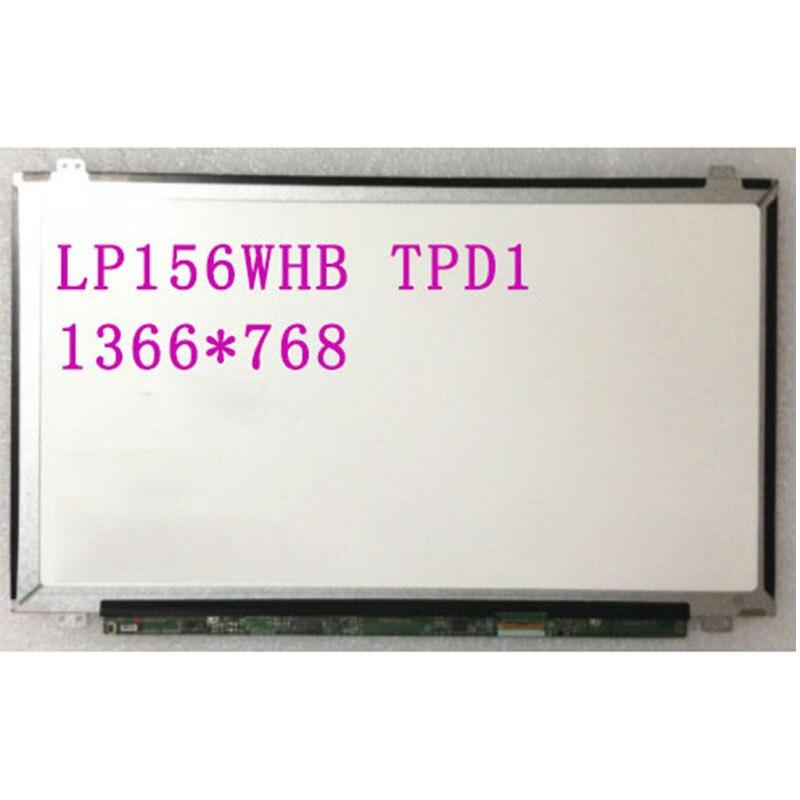 Envío Gratis LP156WHB TPD1 TPC1 TPA2 LP156WH3 TPS1 TPS2 TPT2 TPSH B156XTN04.1 LTN156AT39-H01 1366x768 EDP 30 pines