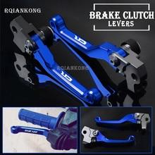 Pivot Brake Clutch Levers For Honda CR80R CR85R CR125R CR250R Motorcycle Dirt Bike Lever CR 80R 85R 125R 250R 80 85 125 250 R