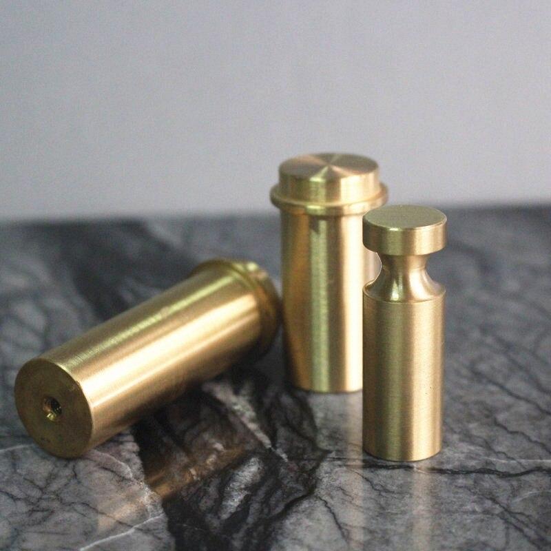 الصلبة النحاس هوك مفتاح هوك القماش شماعات الأوروبية النحاس جدار هوك للحمام غرفة منشفة قبعة هوك 6 قطعة/الوحدة