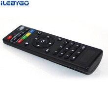 Mini télécommande universelle de remplacement Android TV Box IR télécommande pour H96 pro/V88/MXQ/Z28/T95X/T95Z Plus/TX3 X96
