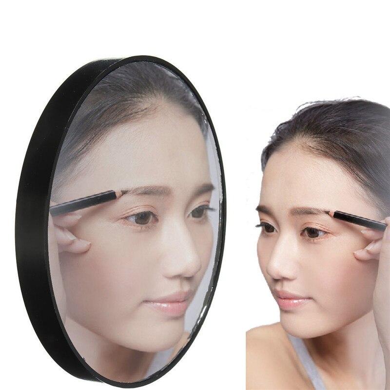 ¡Nueva gran oferta! espejo de maquillaje cosmético de gran aumento portátil 10X con ventosas y espejos de aumento ideal para maquillaje