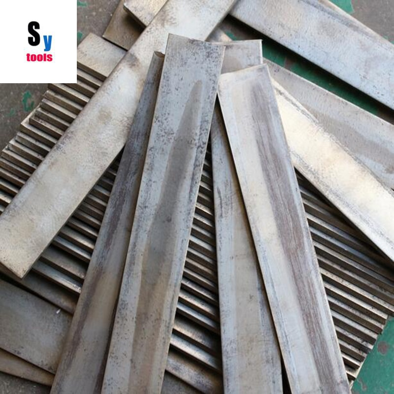 HRC 58 (с подогревом) После термообработки 440C пластины из нержавеющей стали, стержень, нож, DIY лезвие, резак, пустая, импорт из США
