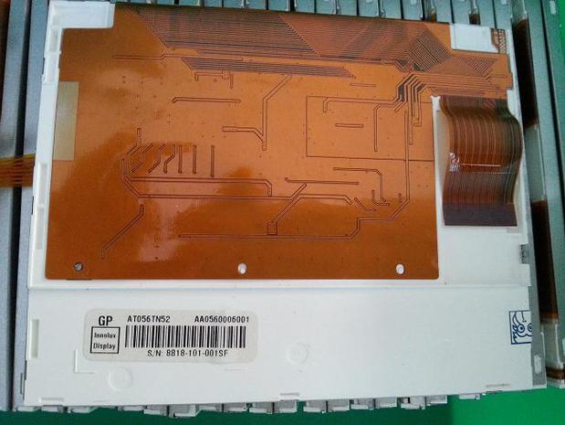 Innolux 5,6 pulgadas AT056TN52 Pantalla LCD original