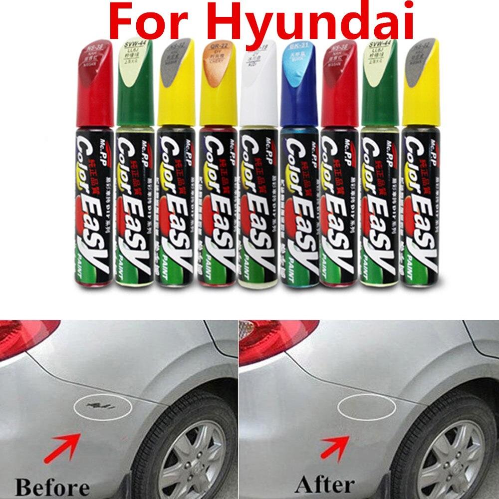 FLYJ, pintura en aerosol para coche, revestimiento de coche de cerámica, removedor de arañazos, cuerpo de pulido para coche, compuesto Reparación de pintura pulidora para coche Hyundai