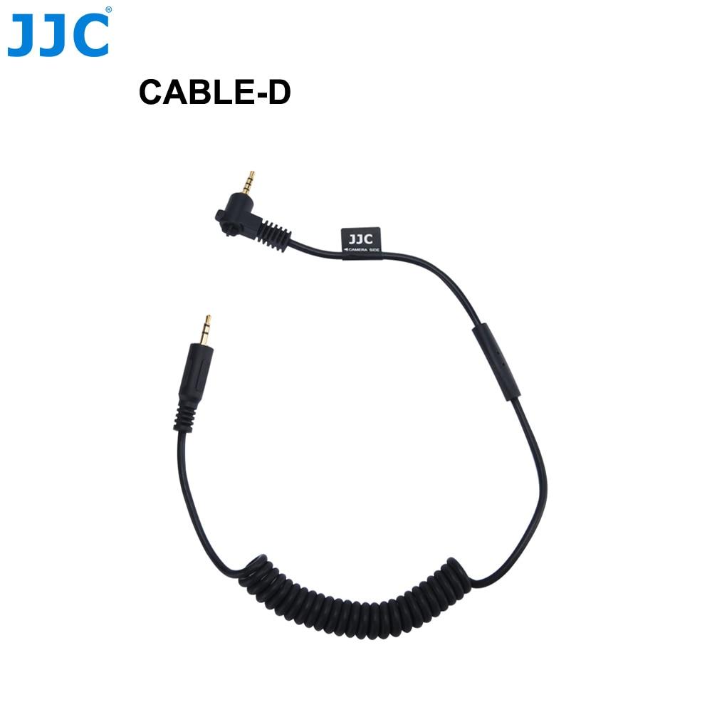 JJC пульт дистанционного управления, сменный кабель спуска затвора для PANASONIC DMC-GX8/DMC-GX7/DMC-FZ200/Leica DIGILUX3/DIGILUX2