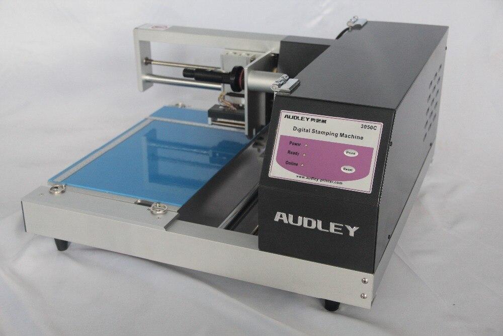 Impresora Digital automática de alta calidad con estampado metálico en caliente