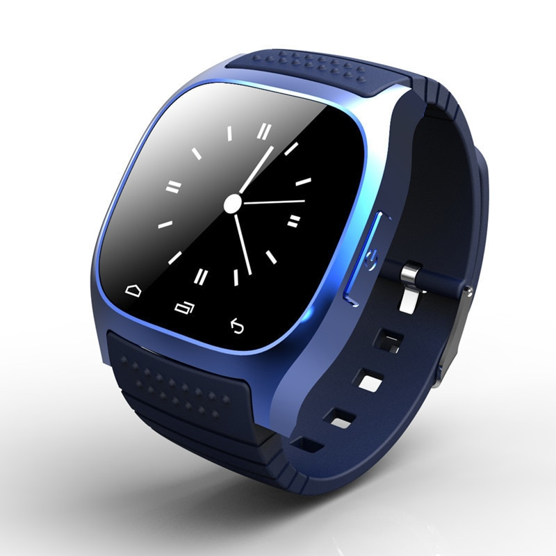Reloj inteligente M26 con pantalla de 1,54 pulgadas, compatible con tarjeta SIM, tarjeta TF, monitor de ritmo cardíaco, sueño, alarma, cámara remota, movimiento