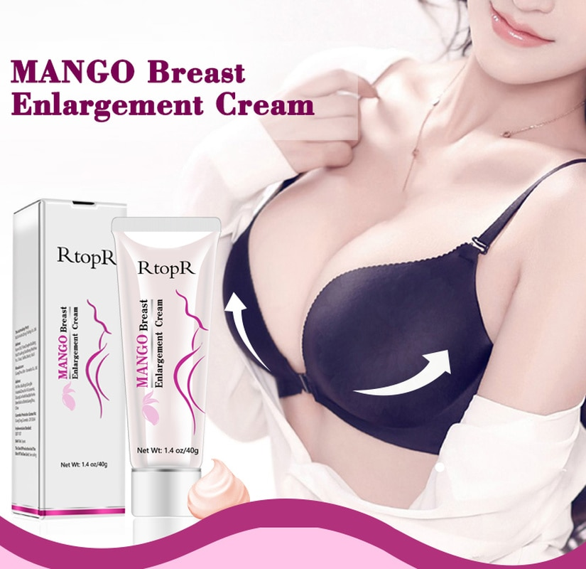 Mango Breast Enlargement Cream Women Full Elasticity Chest Care Firming Lifting Breast Fast Growth C