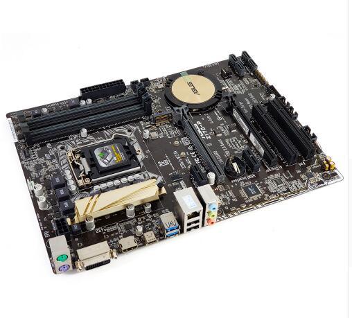 Utiliza Asus Z170-P placa base de escritorio Z170 Socket LGA 1151 i7...