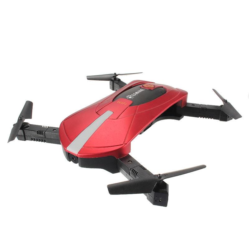 Высокое качество Eachine E52 WiFi FPV Селфи Дронс С Высоким Удержанием Складной Кронштейн RC Квадрокоптер RTF Подарок Для Детей