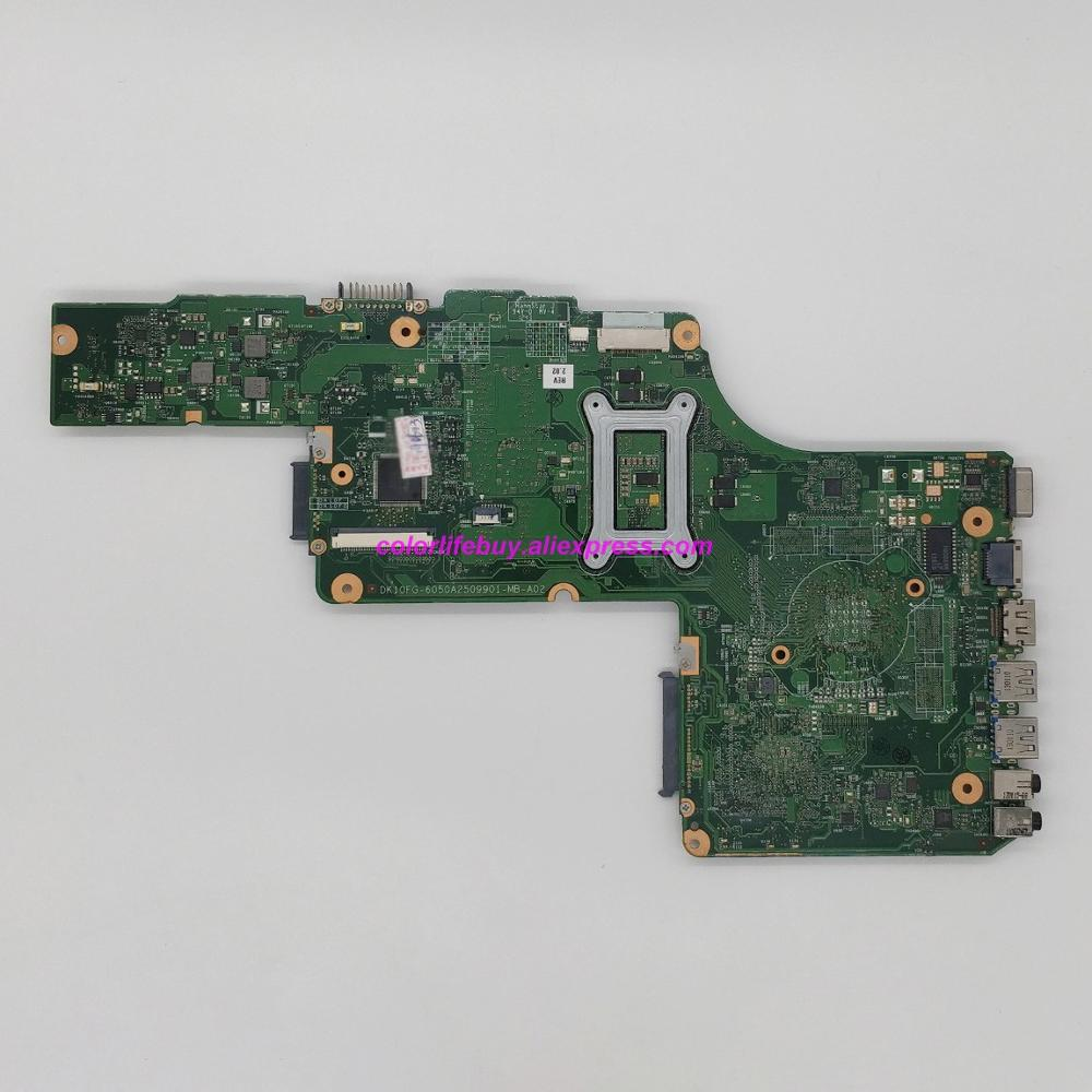 Genuine V000275350 6050A2509901-MB-A02 Laptop Motherboard for Toshiba Satellite L855 S855 Notebook PC enlarge