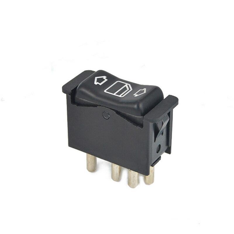 Coche eléctrico de ventana maestro Control botón interruptor para Mercedes-Benz W123 W126 1268206210, 126 de 820 62 10
