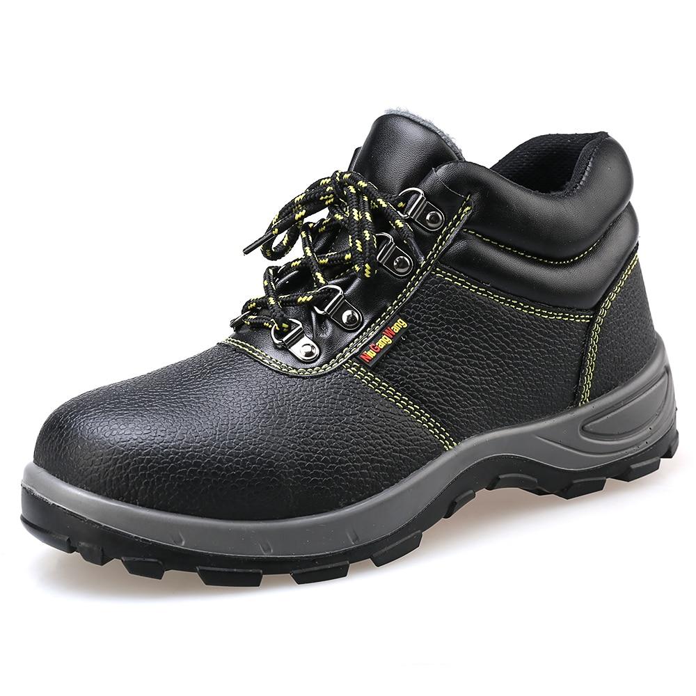 AC11012 męskie ubezpieczenie pracy odporne na przebicie buty na zewnątrz antypoślizgowe stali nierdzewnej przebicie bezpiecznie buty męskie buty robocze BHP Acecare