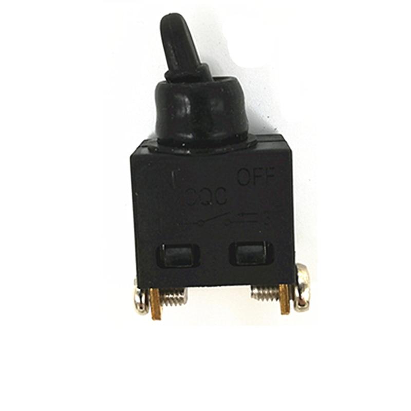 Interruptor 955509 para reemplazar Hitachi G10SF3 G13V D10YB M6SB M12VC KM12VC PDA100M PDA100K G13SS G12SS G10SS CJ120VA amoladora de ángulo