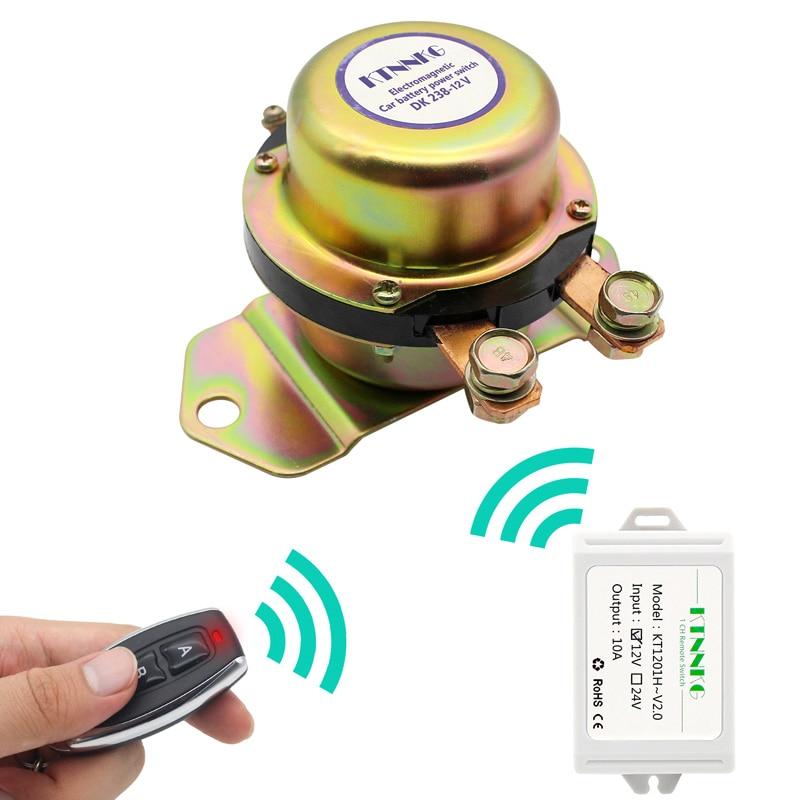 مفتاح لاسلكي للتحكم عن بعد لبطارية السيارة ، جهاز تحكم عن بعد لمنع تسرب البطارية ، رفيق للسيارة ، 12 فولت ، 24 فولت