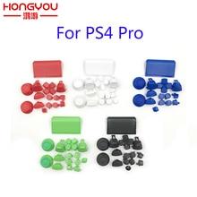 30Sets Pro Full Butons For Play Station Dualshock 4 PS4 Pro Controller JDM-040 JDS 040 R2 L2 R1 L1 Trigger Button