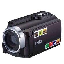 1080P 16X Hdv-5053Str Portable Camcorder Full Hd Digital Zoom Digital Video Camera Recorder Dvr With Wifi 8Mp Press Screen(Us